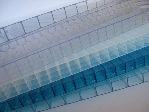 Multiwall Polycarbonate Sheet With Exceptional Sound